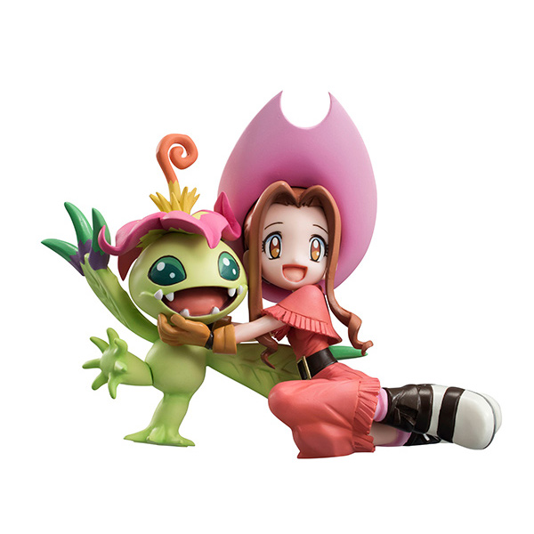 [Megahouse] - Digimon Adventure - Tachikawa Mimi e Palmon Digimon-adventure-mimi-tachikawa-e-palmon-megahouse