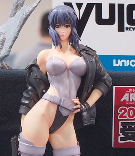 Hobby Makers Joint Figure Exhibition Winter 2015 3 - Orca Toys Lechery Wave etc 50