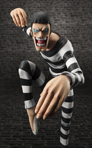 [Megahouse] Portrait of Pirates Neo DX | One Piece - Mr.2 Bon Kure Mr.-Bon-Kure-One-Piece-POP-Limited-Megahouse-pics-01