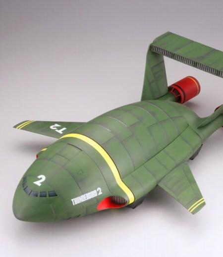 Thunderbird 2 - Thunderbirds - Mega Sofubi Advance Kaiyodo preorder 20