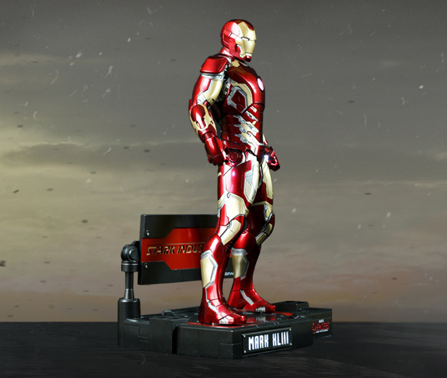 [Imaginarium Art] Avengers: Age of Ultron: Iron Man Mark XLIII  Z111