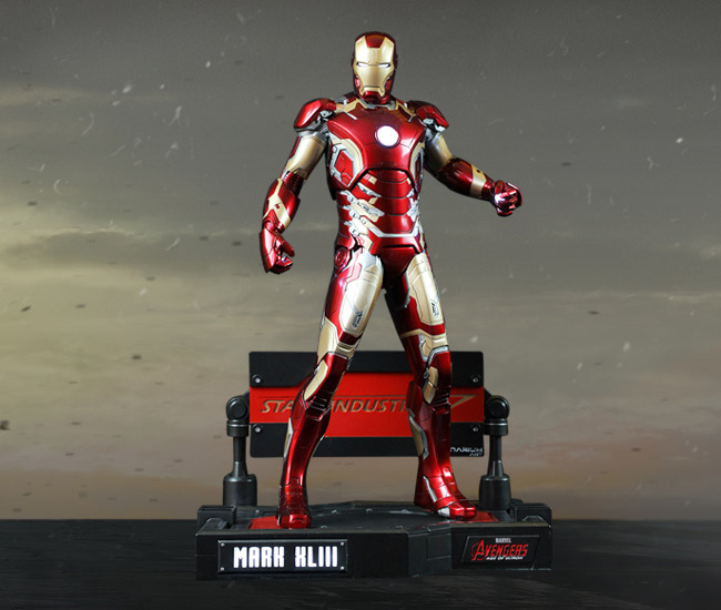 [Imaginarium Art] Avengers: Age of Ultron: Iron Man Mark XLIII  Z14