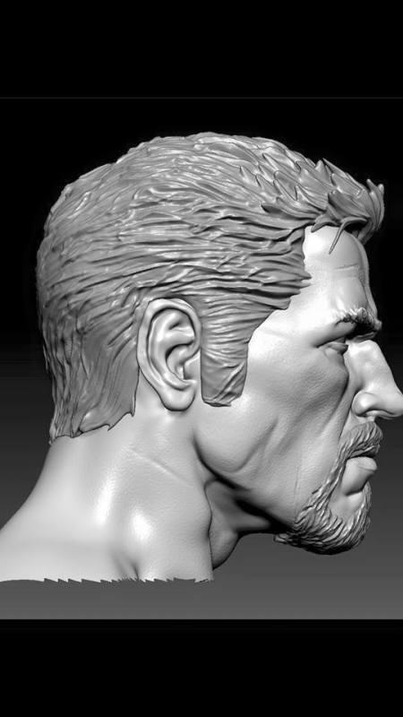 [XM Studios] Kraven Statue 10325544_1536827316537962_4940644488330286268_n