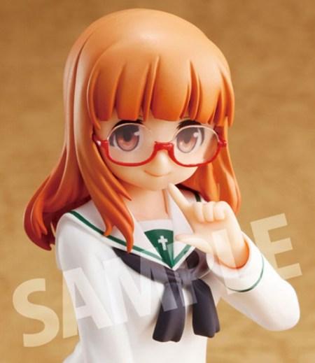 Saori Takebe - Girls und Panzer - Toys Works Chara Ani preorder 20