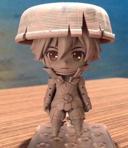 Shiren - Fushigi no Dungeon - Nendoroid GSC proto 20