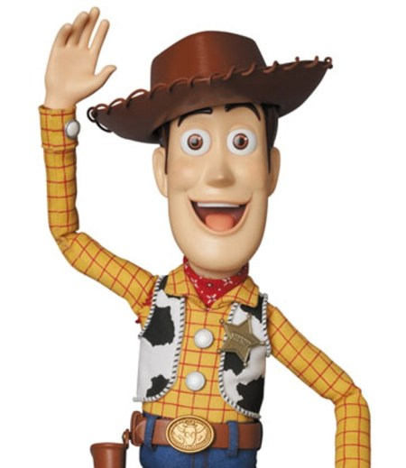 Woody - Toy Story - Pixar Disney Medicom Toy RAH preorder 20
