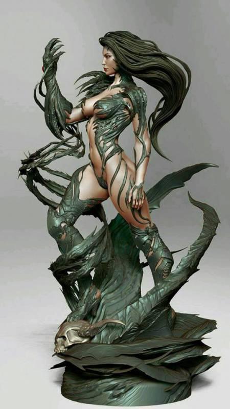Premium Collectibles : Witchblade - Page 2 XM-Studios-2