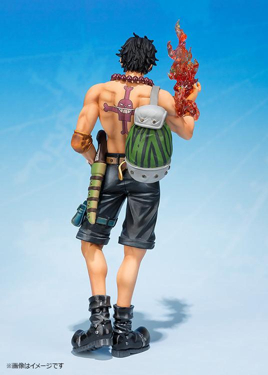 [Bandai] Figuarts ZERO | One Piece - Portgas D. Ace (5th Anniversary ver.) Ace-one-piece-figuarts-zero-bandai-5-ann-ante-2