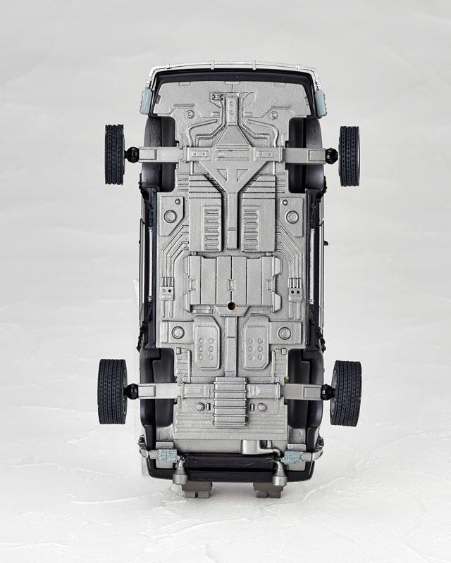 DeLorean Movie REVO - Back to the Future - Kaiyodo preorder 12