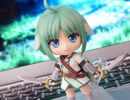 Eclair Martinozzi - Dog Days - GSC Nendoroid teaser 20