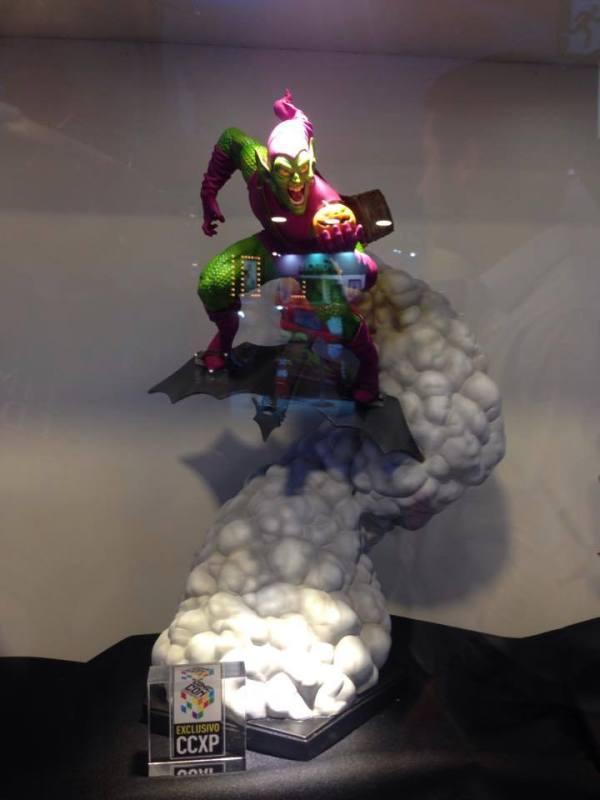 IRON STUDIOS: GREEN GOBLIN Art scale 1/10 Expo-Disney-2015-v1-1-5