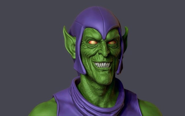 [Imaginarium Art] Green Goblin - Anunciado! Imaginarium-Art-Green-Goblin-1