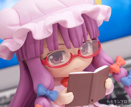 Patchouli Knowledge - Touhou Project - Nendoroid GSC anteprima 05