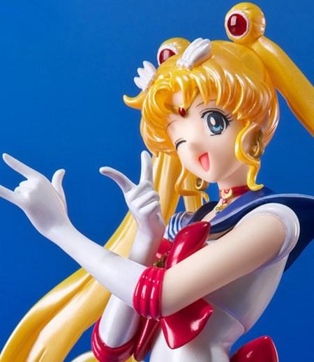 Sailor Moon Usagi Tsukino - Sailor Moon Crystal - Figuarts ZERO Bandai preorder 20