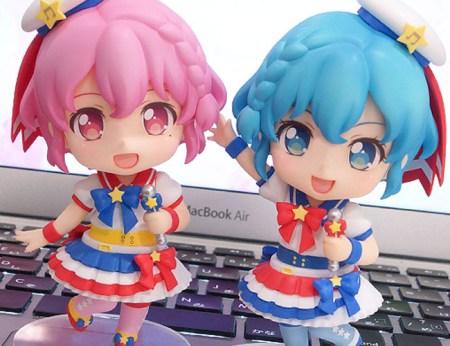 Reona & Dorothy West - PriPara - Nendoroid Co-de GSC photogallery 20