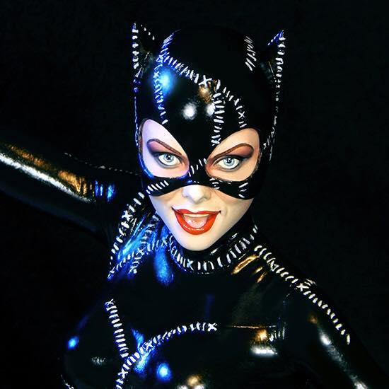 Tweeterhead: Michelle Pfeiffer Catwoman Maquette  Zz90023