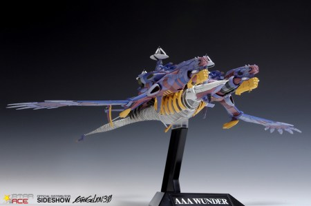 AAA Wunder - Evangelion Q - Star Ace Sideshow preorder 01