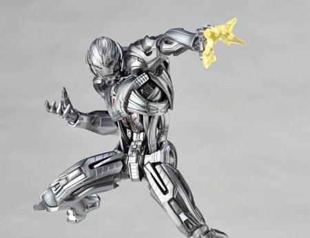 Ultron - Avengers Age of Ultron - Kaiyodo Revoltech pics 20
