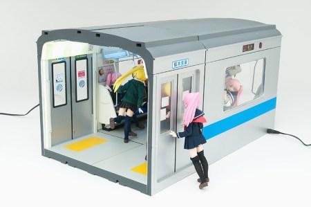 Interior Model Commuting Train - Parts Model Series - Takara Tomy pics 20