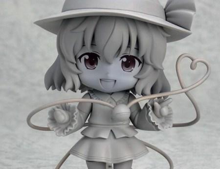 Koishi Komeiji - Touhou Project- GSC Nendoroid proto 20