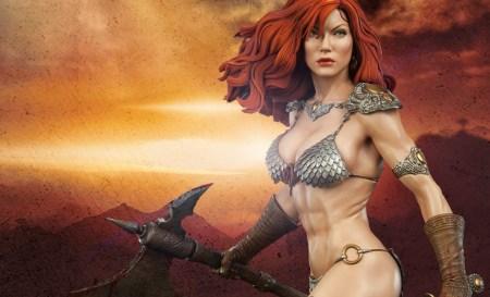 Sideshow: Red Sonja Premium Format – Galleria ufficiale e info preordini