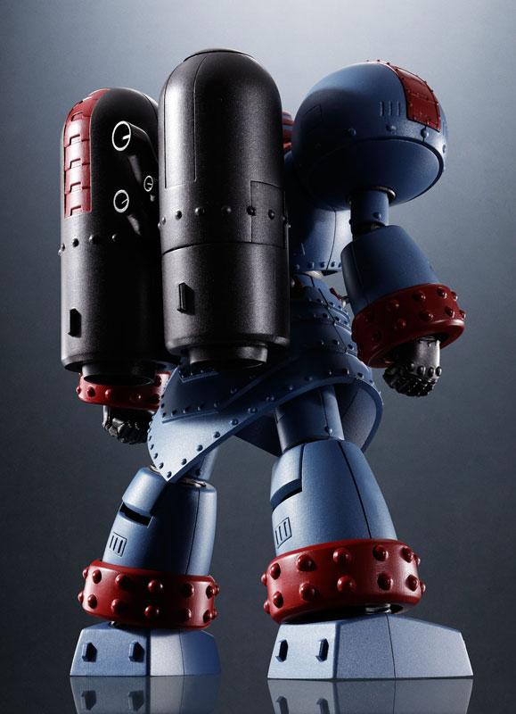 Giant Robo Animation SRC - Bandai preorder 03