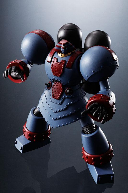 Giant Robo Animation SRC - Bandai preorder 04