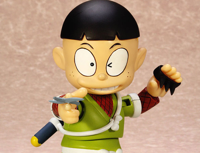 Kemuzou Kemumaki & Kagechiyo - Ninja Hattori-kun - Art Storm Fewture pre 20