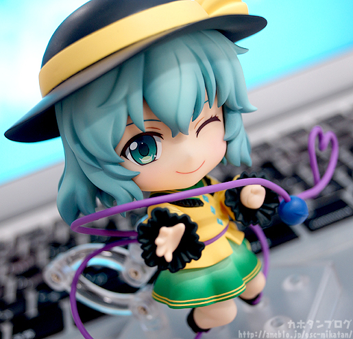 Nendoroid Koishi Komeiji - Touhou Project - GSC preview 07