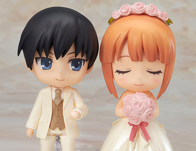 Nendoroid More Dress-Up Wedding GSC Wonder Excl pics 20