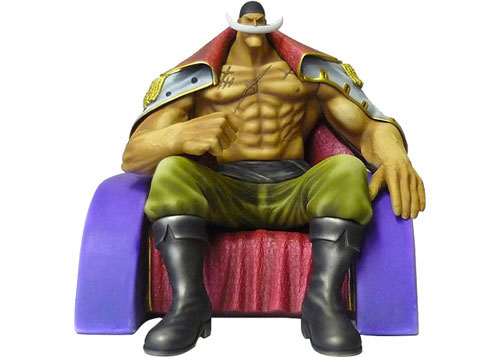 Whitebeard - One Piece - PLEX preorder 01