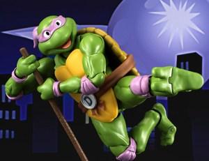 Donatello SH Figuarts - TMNT - Bandai pre 20