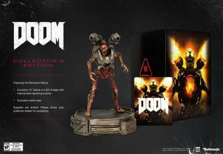 Doom-Statue-TriForce