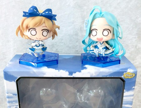 Medicchu Granblue Fantasy Lirya & Djeeta Idol WF2016W preview 20