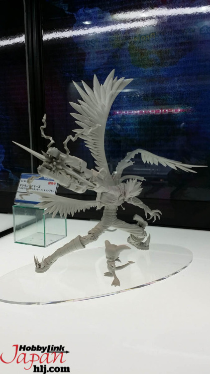"""Beelzebumon & Impmon linea G.E.G. da """"Digimon Tamers"""""""