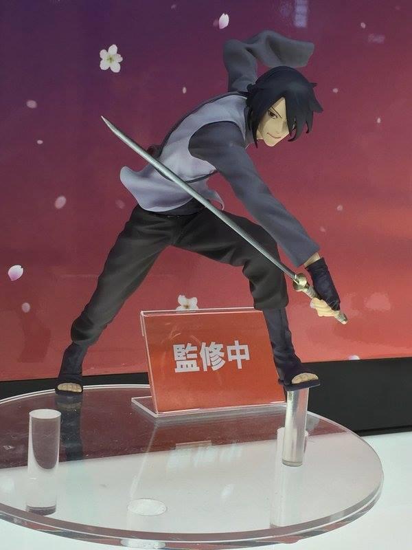 """Sasuke Uchiha linea G.E.M. da """"Boruto - Naruto the Movie"""""""