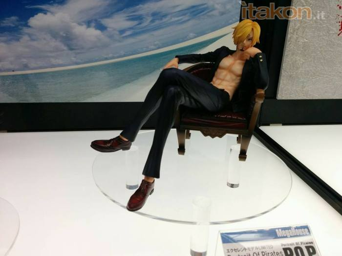 "Sanji P.O.P. SOC da ""One Piece"""