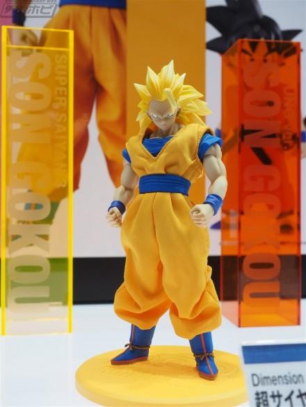 Son Goku SSJ3 linea Dimension of DRAGONBALL
