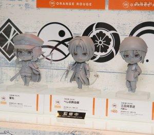 Nendoroidda ''Touken Ranbu Online''