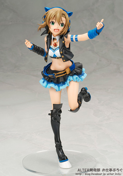 Riina Tada - iDOLMASTER Cinderella Girls - ALTER preview 04