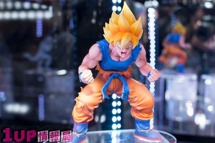 Son Goku e Freezer Dragon Ball Z Dramatic Showcase 3rd Season disponibile da Luglio 2016