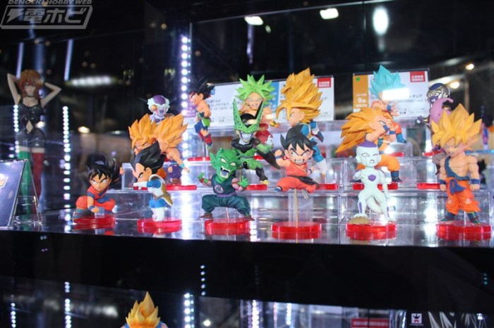 Nuovi volumi di World  Collectable Figures da Dragon Ball
