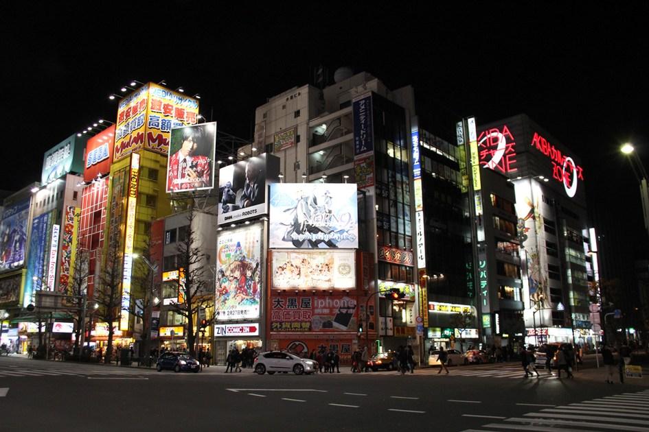 Itakon a Tokyo, prime esplorazioni dei negozi ad Akihabara e dintorni