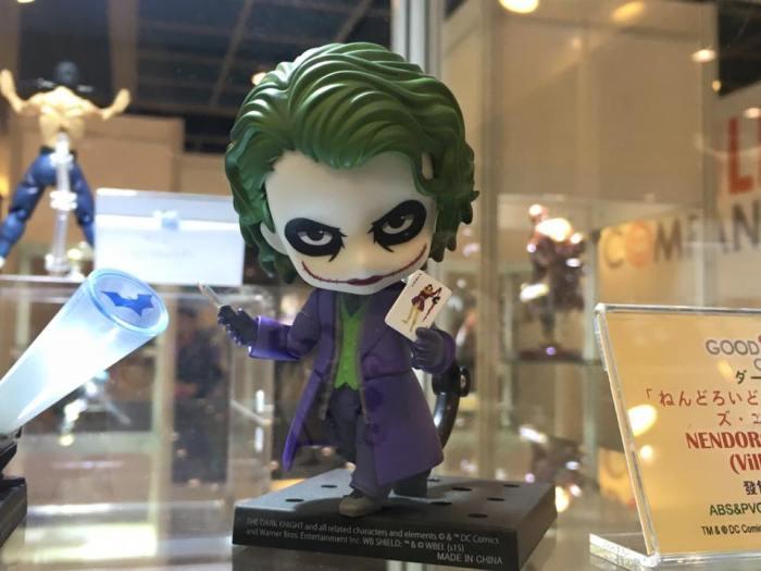 Nendoroid Joker, di recente pubblicazione