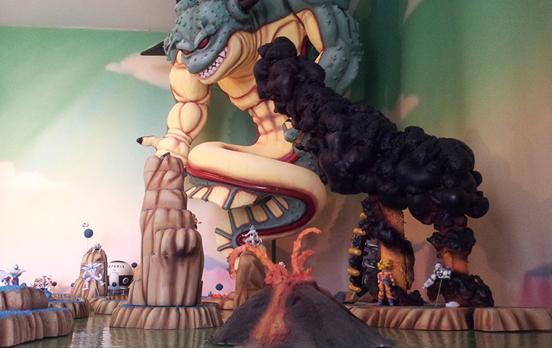dragon-ball-namek-diorama-slide