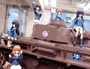 figma Veichles Panzer IV Ausf H D-Spec Max Factory photogallery box 20