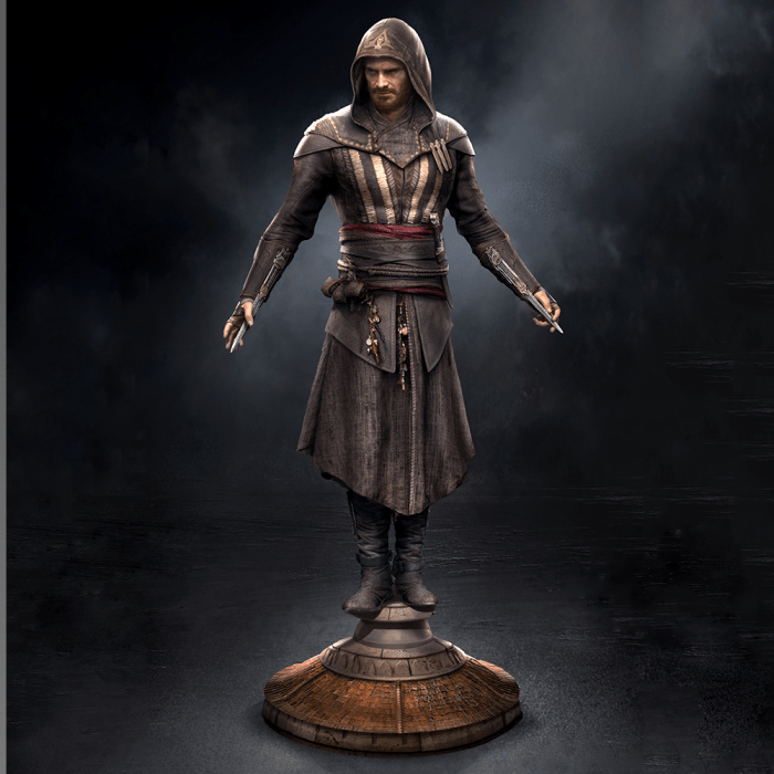 Assassins-Creed-Movie-Aguilar-Premiere-Scale-Statue-2