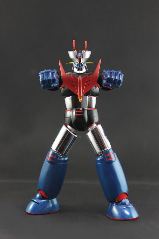 Mazinger Z Dynamite Action 35 Evolution Toy pre 03