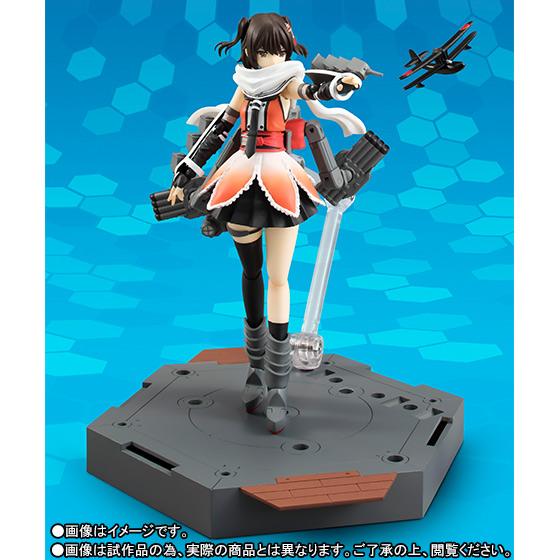 Sendai - Kantai Collection KanColle AGP Bandai pre 03