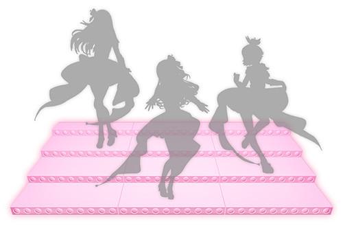 Uzuki Shimamura Crystal Night Party - iDOLMASTER Cinderella Girls GSC pre 07